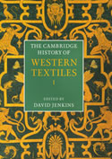 Cover of The Cambridge History of Western Textile 1