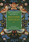 Cover photo of The Cambridge History of Western Textiles II
