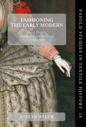Cover image of Fashioning the Early Modern